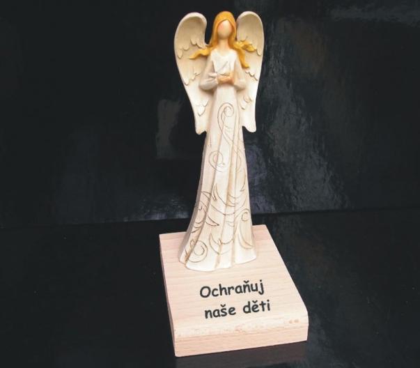 Anděl ochránce NAŠICH DĚTÍ