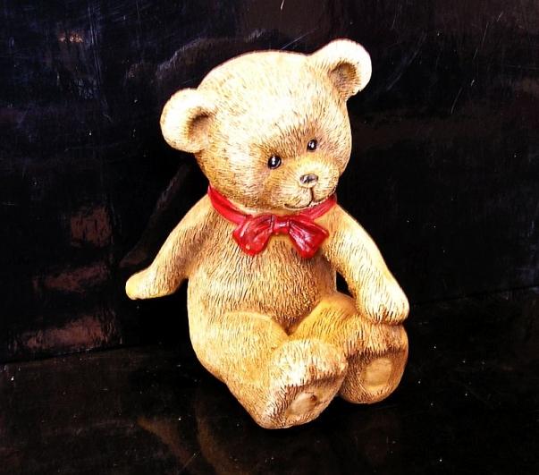 Medvídek, medvěd, dekorace