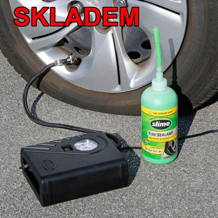 Rychlá oprava autodefekt | opravná sada | píchlé pneu