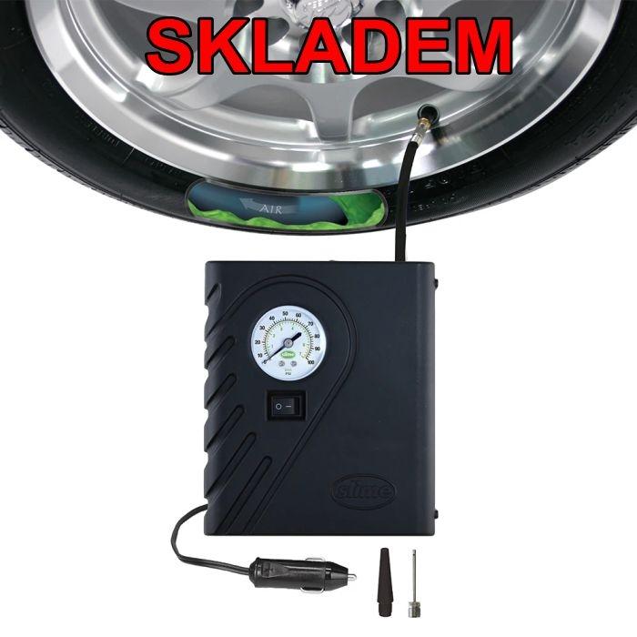 pro rychlou opravu pneu na cestě