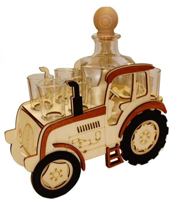 Dárek traktor