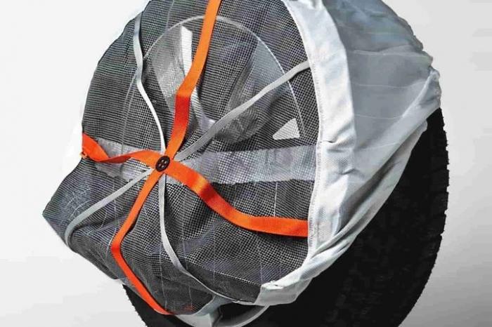 NEJLEPŠÍ textilní sněhové řetězy pro osobní auta