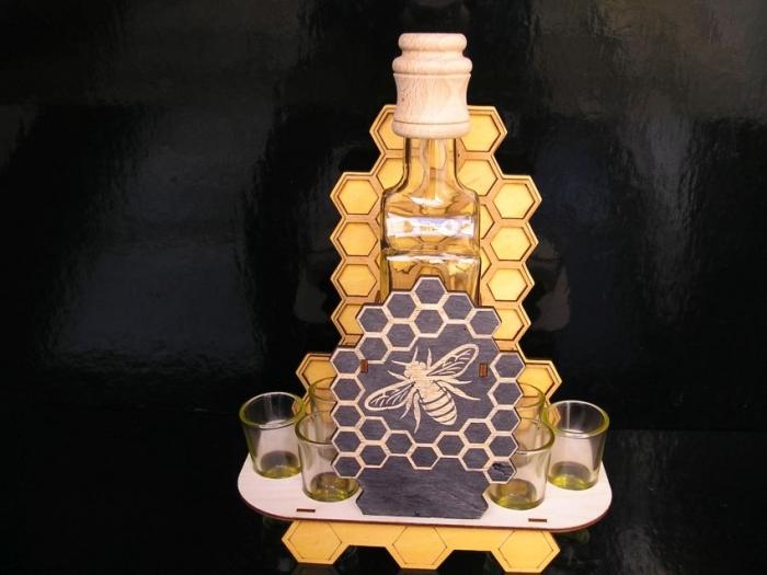 Dárek pro včelaře   dárkový koš