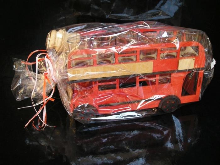 Dárky pro řidiče šoféra autobusu