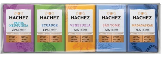 Mini Čokolády čokoláda HACHEZ