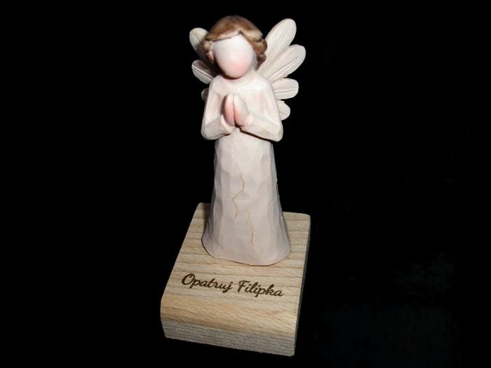 Anděl dárek ke svátému přijímání