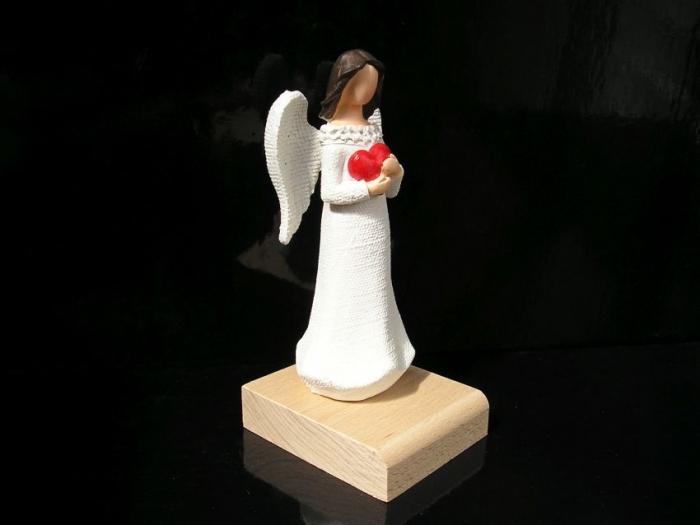 Dekorace andělé z lásky