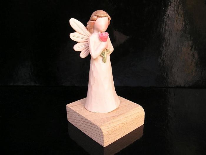 Anděl růže