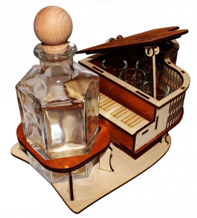Dárek klavír