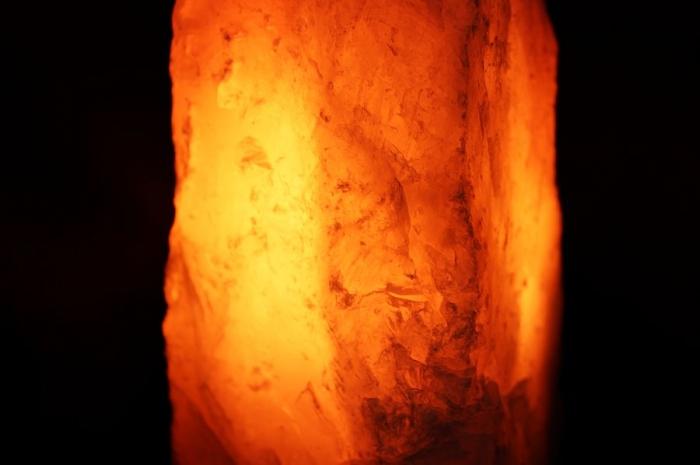 Svícen růženín | elektrická lampa
