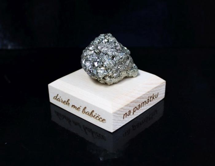 Pyrit minerál kámen