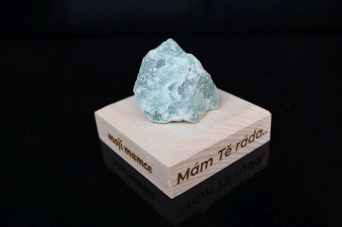 Avanturín surový minerál kámen pro štěstí