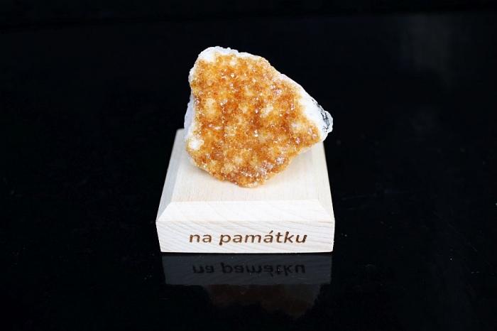 Citrin kamen mineral darek