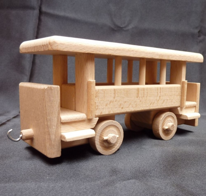 vagon k úzkokolejce VL 99