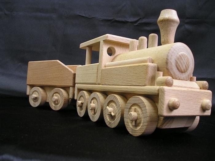 Stavebnice vlakové depo - železniční drezína