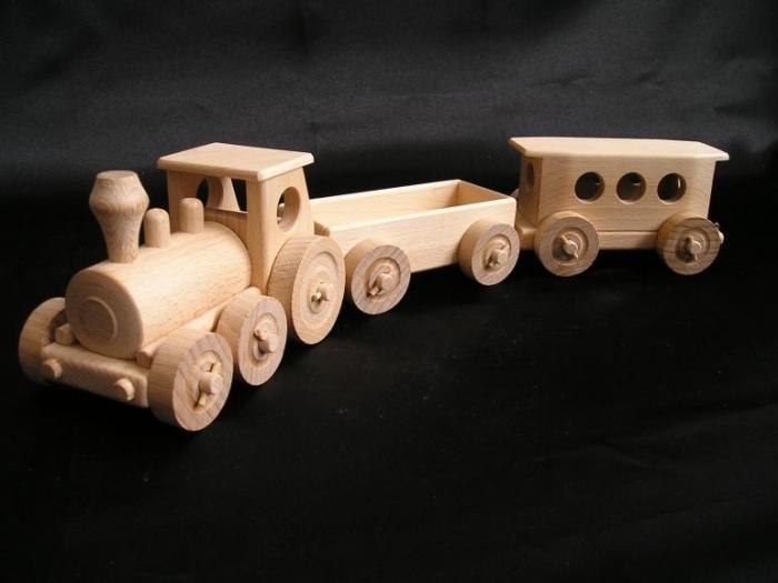 Stavebnice vlakové depo - parní lokomotiva