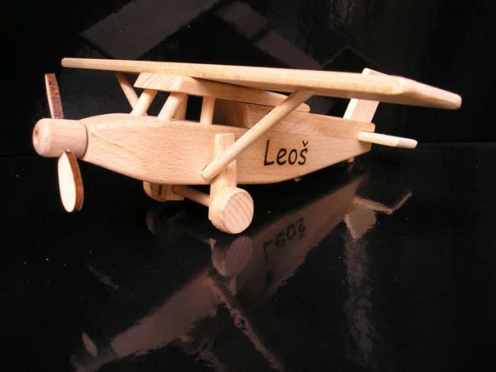 Pilatus letadlo dárek