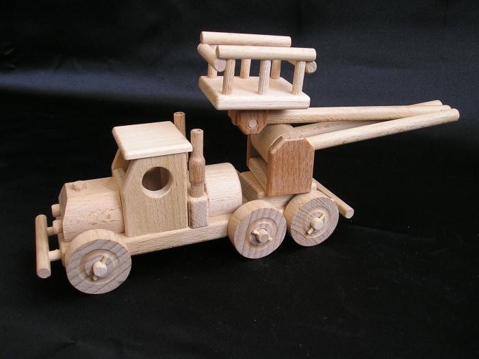 Dětské auta.