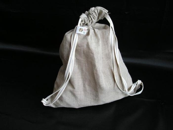 Skládací kostky volné s batohem.