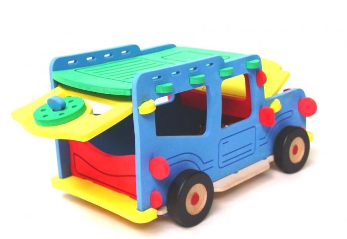 3D penove auto hracka offroad