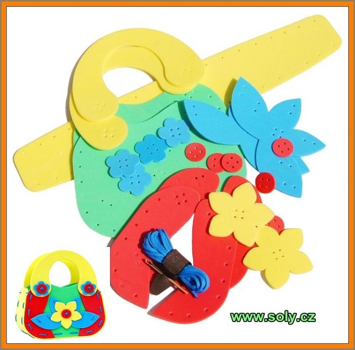 dětská kabelka pro holčičky