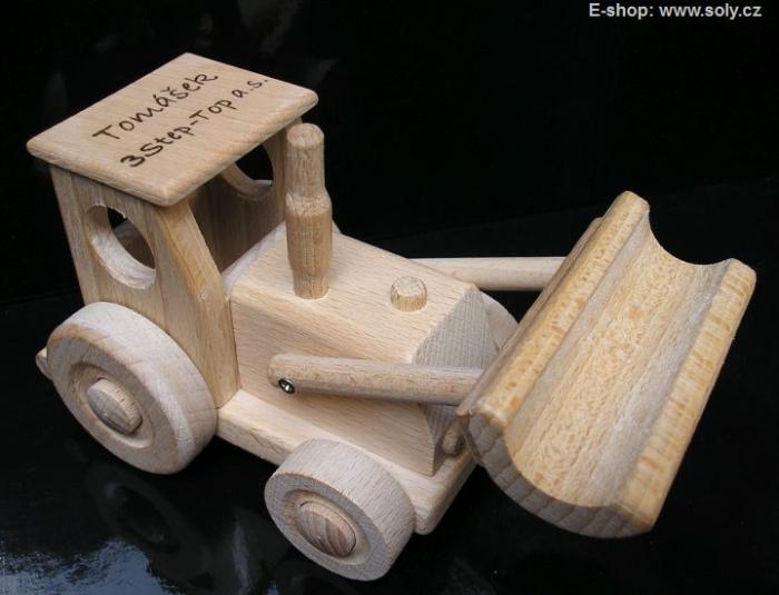 Trakturek na hraní, dárky pro řidiče