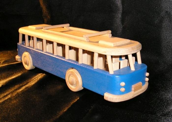 RTO autobus pro děti na hraní