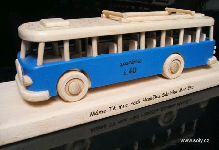 Dárky pro řidiče MHD autobusů