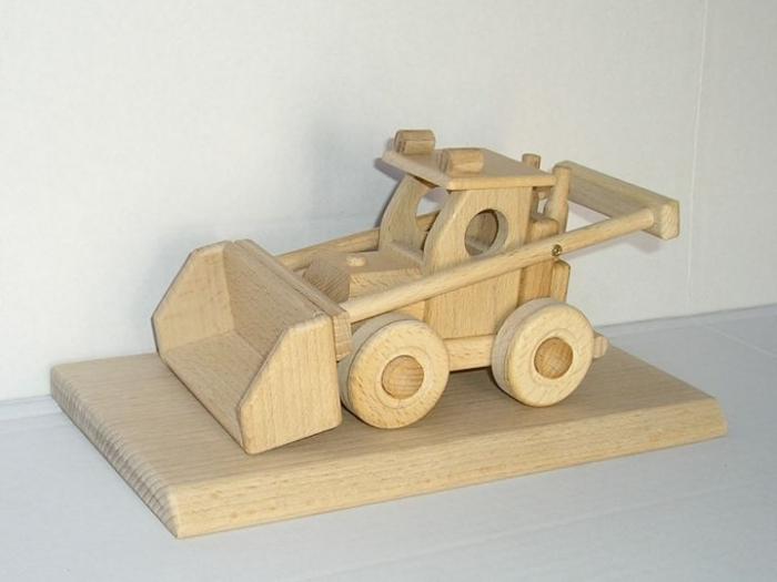 Traktor model - zemědělský nakladač