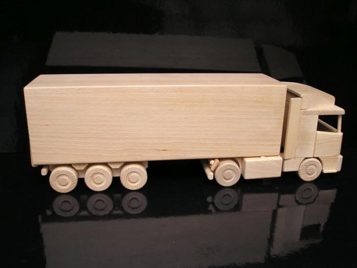 Vino kamion pro dospělé