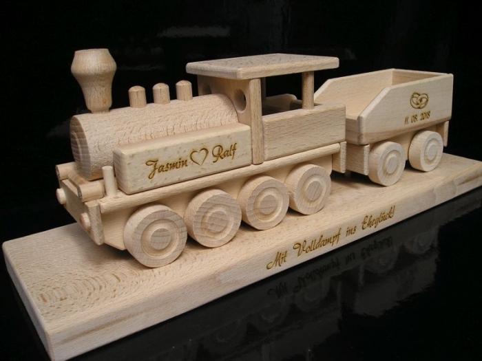 Lokomotiva dárek k narozeninám