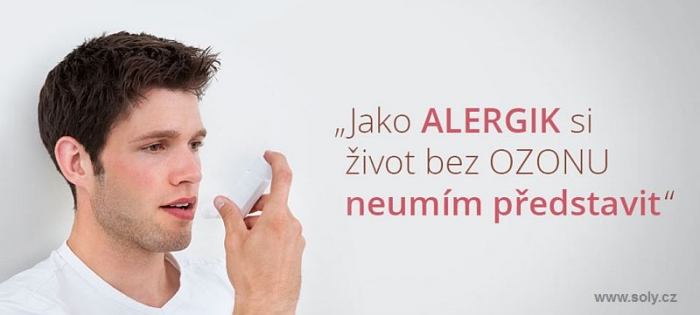 Čistička vzduchu, dezinfekce ozónem