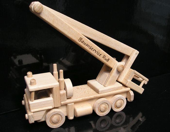 Montážní auto plošina, vysokozdvižná, dárek