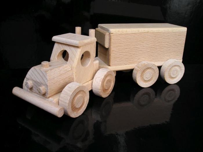 Truck dárky pro řidiče