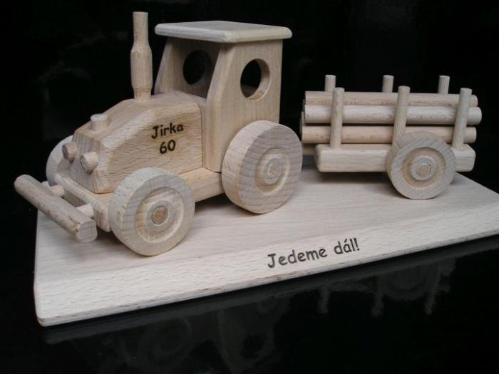 Traktor | Dárek pro traktoristu řidiče