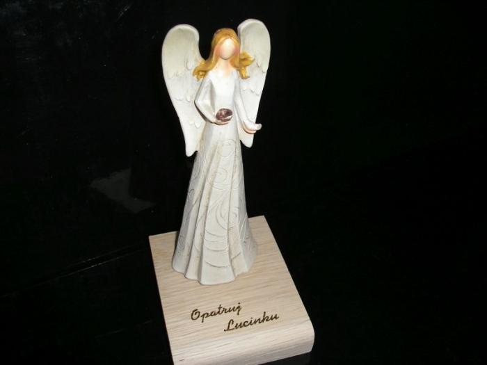 Anděl ochránce dárek
