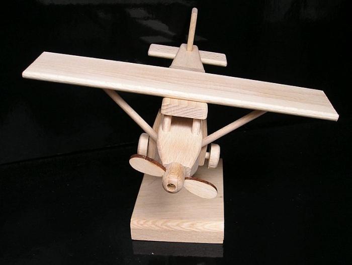 Pilatus letadlo dárek hračka model k narozenimám