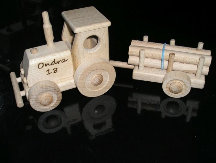Traktory hračky eshop