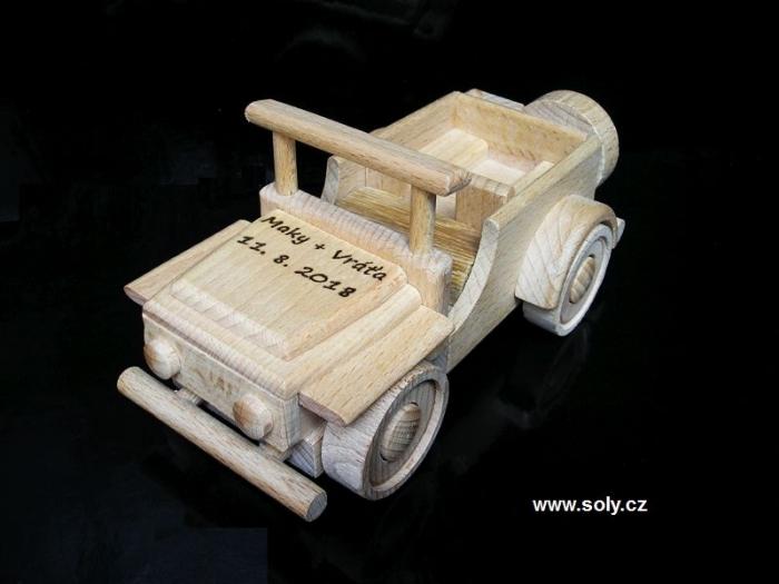 autíčka pro kluky hračka