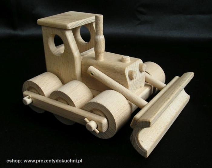 Buldozer pojízdný pohyblivá radlice