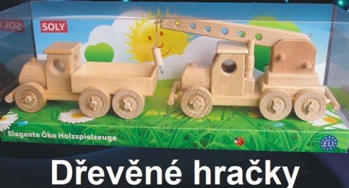 Auto Jeřáb hračka