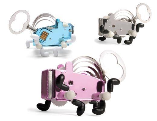 Hračky na klíček mechanické