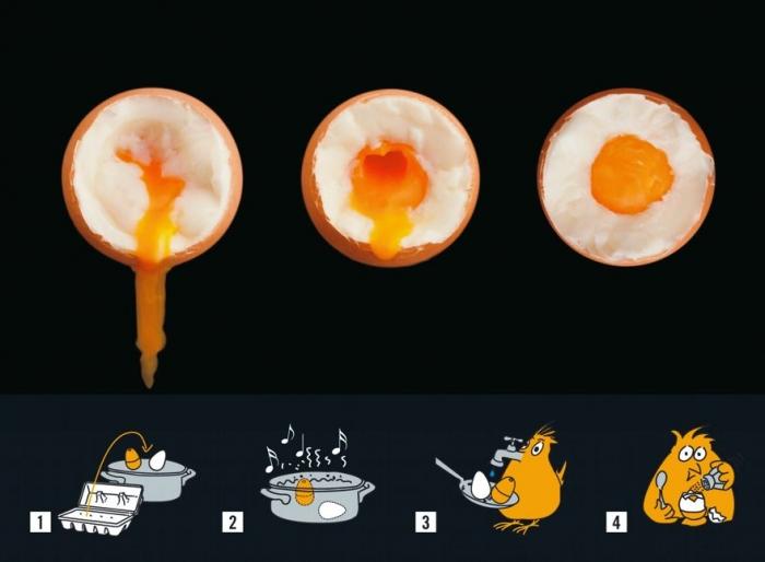 Vařiče vajec natvrdo