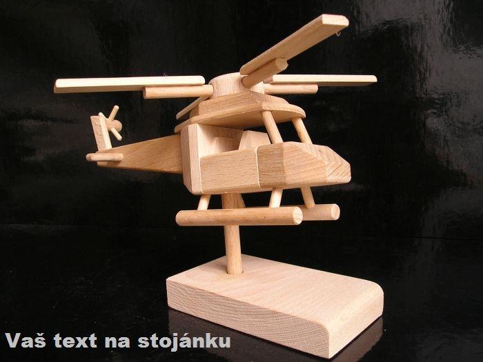 Vrtulník hračky