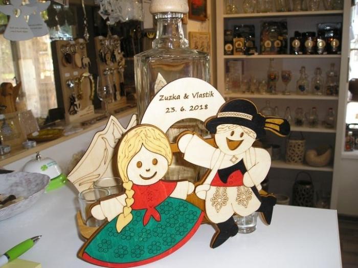 Svatební dar, dárek, svatba, folklor