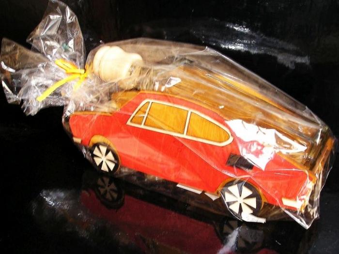 Dárkové sklo, erko Škoda 110 R