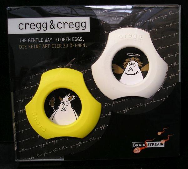 Loupač vajíček cregg