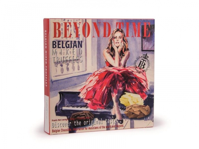 belgické pralinky Beyond Time Mix Truffles 200g