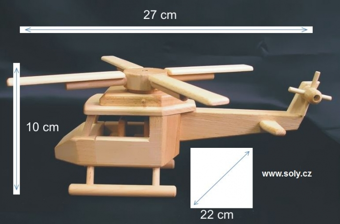 vrtulnik-hracka-drevena