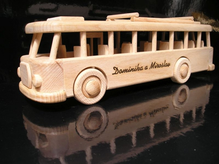 Dárky pro řidiče autobusu k narozeninám